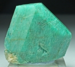 Microcline var. Amazonite from Crystal Peak area, near Lake George, Park/Teller Counties, Colorado [AVRMIX13]